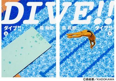 Dive-book
